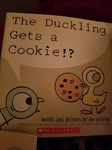 9780545832038: The Duckling Gets a Cookie!?