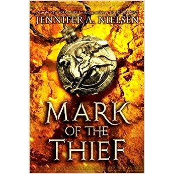 9780545835411: Mark of the Thief