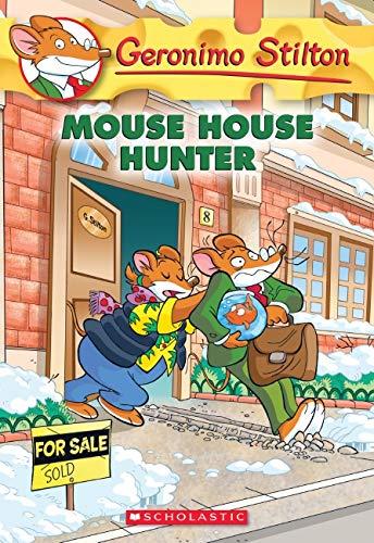 9780545835541: Mouse House Hunter (Geronimo Stilton #61)