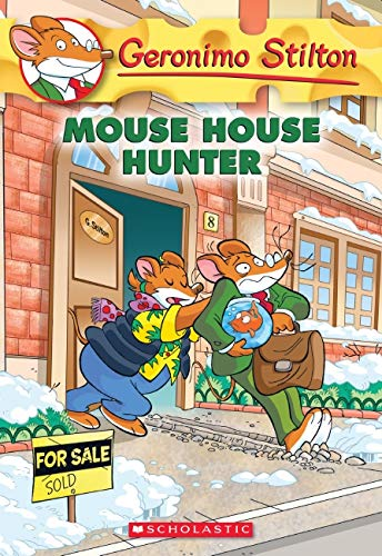 9780545835541: Mouse House Hunter (Geronimo Stilton #61)