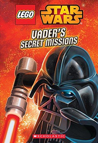 9780545835572: Vader's Secret Missions (LEGO Star Wars: Chapter Book #2)