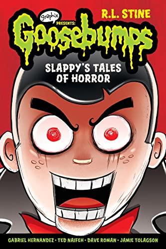9780545835954: Slappy's Tales of Horror (Goosebumps Graphix)