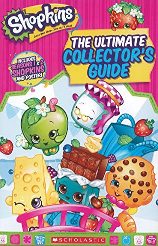 9780545836029: Shopkins: The Ultimate Collector's Guide