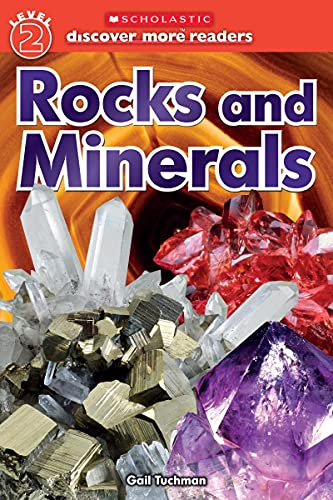 9780545839471: Rocks and Minerals (Scholastic Discover More Reader, Level 2)