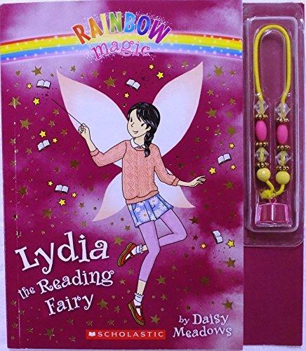 Lydia the Reading Fairy Paperback/w Bracelet: Daisy Meadows