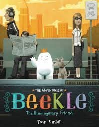 9780545839822: The Adventures of Beckle Book and Audio CD by Dan Santat (2014-08-01)