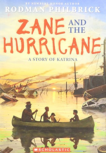 9780545840637: Zane and the Hurricane: A Story of Katrina