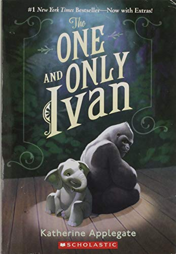 9780545842006: the one and only ivan ( First paperback Scholastic Edition 015)