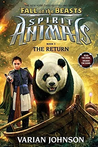 9780545842075: The Return (Spirit Animals: Fall of the Beasts, Book 3)