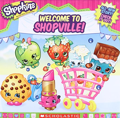 9780545842280: Shopkins: Welcome to Shopville
