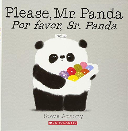 9780545847209: Please, Mr. Panda / Por Favor, Sr. Panda