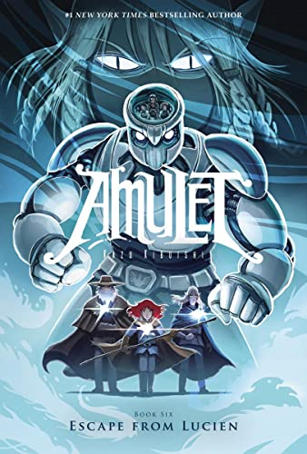 Amulet 6: Kibuishi, Kazu