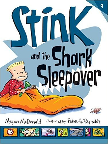 9780545849159: Stink and the Shark Sleepover