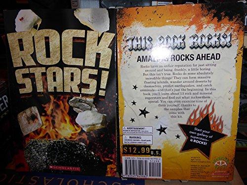 9780545849982: Rock Stars! [booklet + 9 rock samples]