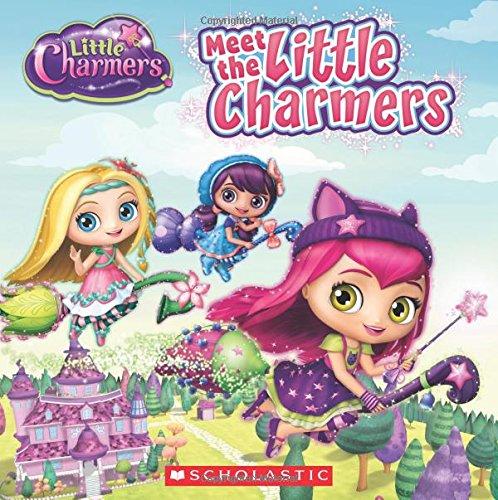 Meet the Little Charmers (Little Charmers): Simon, Jenne
