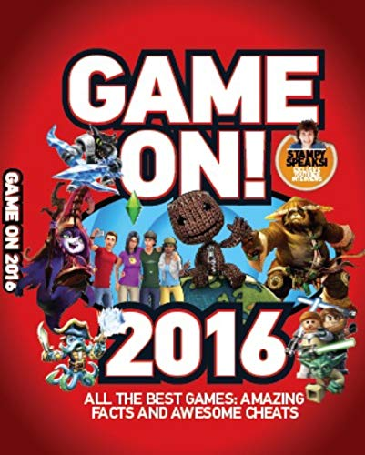 9780545850315: Game On! 2016: All the Best Games: Awesome Facts and Coolest Secrets
