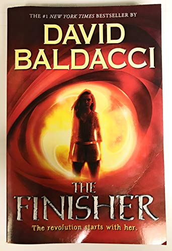 9780545851152: The Finisher By David Baldacci [Paperback]