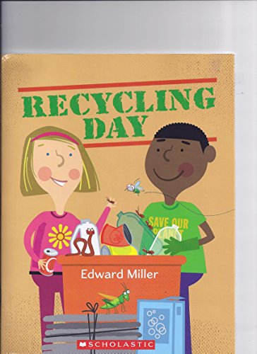 9780545851343: Recycling Day