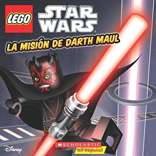 9780545851787: La misión de Darth Maul (LEGO Star Wars) (Spanish Edition)