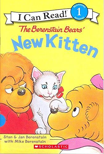 9780545851800: The Berenstain Bears' New Kitten