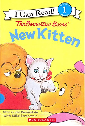 9780545851800: The Berenstain Bears' New Kitten