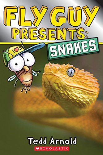 9780545851886: Fly Guy Presents: Snakes (Scholastic Reader, Level 2)