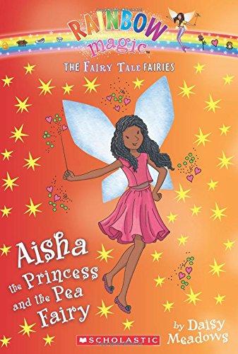 Aisha the Princess and the Pea Fairy: Daisy Meadows