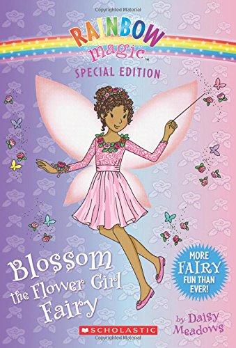 Blossom the Flower Girl Fairy (Rainbow Magic: Daisy Meadows