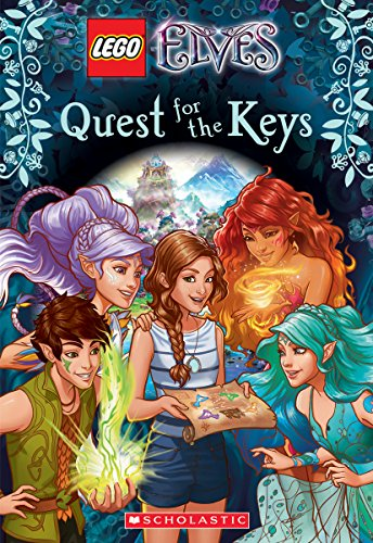 9780545852807: Quest for the Keys (Lego Elves: Chapter Book #1)