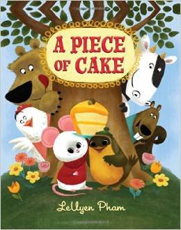 9780545854276: A Piece of Cake