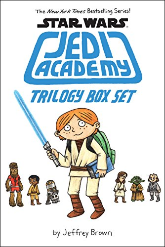 9780545854412: Star Wars Jedi Academy Trilogy Box Set