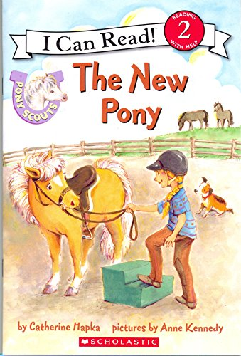 9780545858960: The New Pony