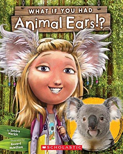 What If You Had Animal Ears?: Markle, Sandra