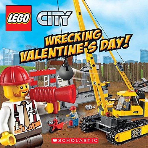 9780545859844: Wrecking Valentine's Day! (LEGO City: 8x8)