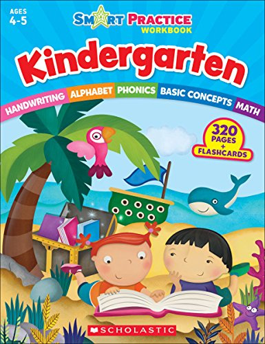 9780545862578: Smart Practice Workbook: Kindergarten