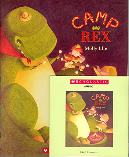9780545863698: Camp Rex (Paperback and Audio CD)