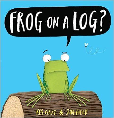 9780545864954: Frog on a Log?