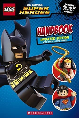 Lego DC Superheroes Handbook (Paperback)