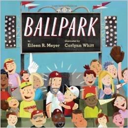 9780545870085: Ballpark