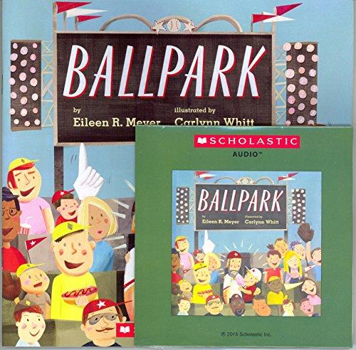 9780545870092: Ballpark (Paperback and Audio CD)