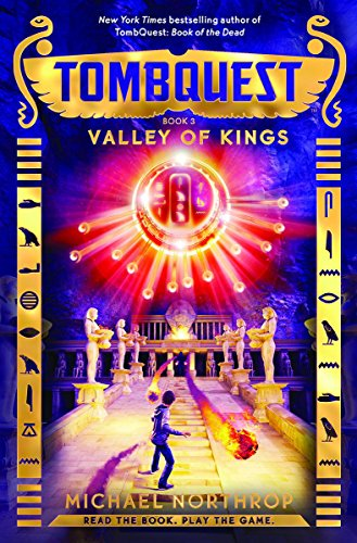 9780545871044: Valley of Kings (Tombquest, Book 3)