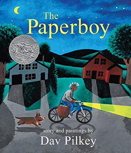9780545871860: The Paperboy
