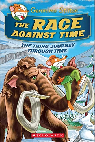 9780545872416: The Race Against Time (Geronimo Stilton Special Edition)