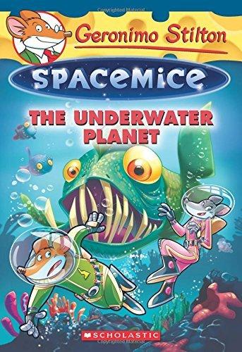9780545872430: The Underwater Planet (Geronimo Stilton Spacemice #6)