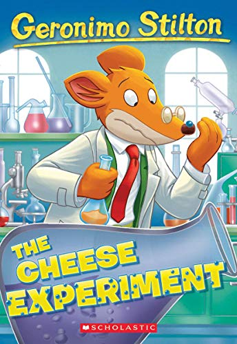 9780545872522: The Cheese Experiment (Geronimo Stilton #63)