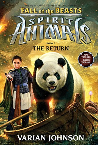 9780545876964: The Return (Spirit Animals: Fall of the Beasts, Book 3)