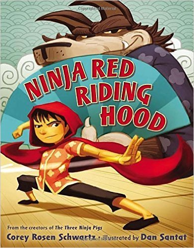 9780545880893: Ninja Red Riding Hood