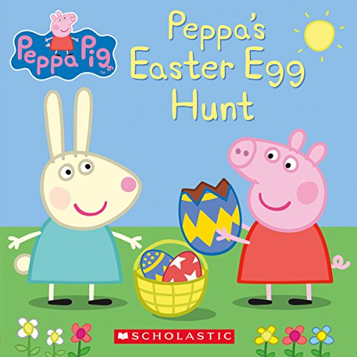 9780545881302: Peppa's Easter Egg Hunt (Peppa Pig)