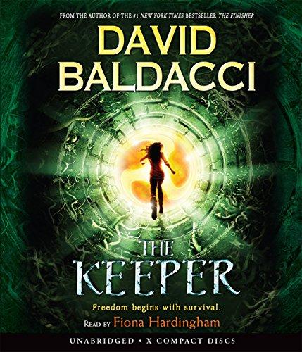 9780545881548: The Keeper (Vega Jane, Book 2)