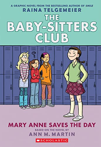 9780545886215: Mary Anne Saves the Day: Full-Color Edition (The Baby-Sitters Club Graphix #3)